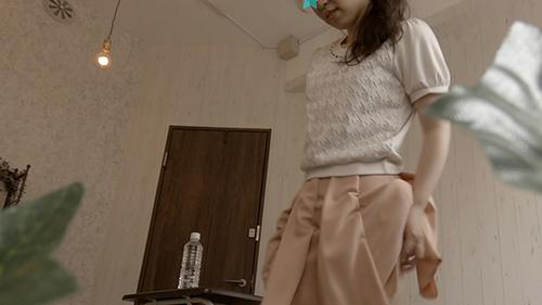 レンタルルーム盗撮 オナニー映像#05