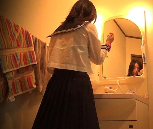 【Pcolle】■シェアハウスの入居者10■さつき■着替えを盗み撮り■大和撫子系黒髪■