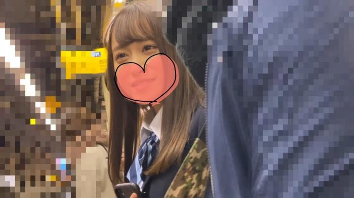 【電射男009】スレンダーな美人顔女子〇生。綺麗な太ももに、一週間溜めたザーメンをぶっかけました。画像つき詳細レビュー