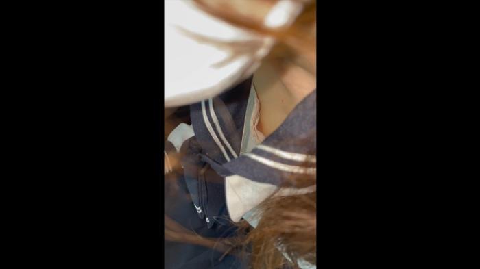 【JKパパ活②】カラオケで現役JKのパンチラ逆さ盗撮!胸チラ!乳首チラも!【4K高画質】画像つき詳細レビュー
