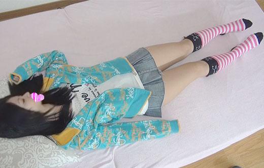 【Pcolle】塾の教え子 佐藤あいり 2年生 睡眠いたずらハメ撮り
