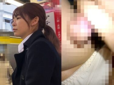 【電射男006】モデル並みの美少女!スレンダーな綺麗なふとももにぶっかけ!こすり付けられたザーメンがヤバい…