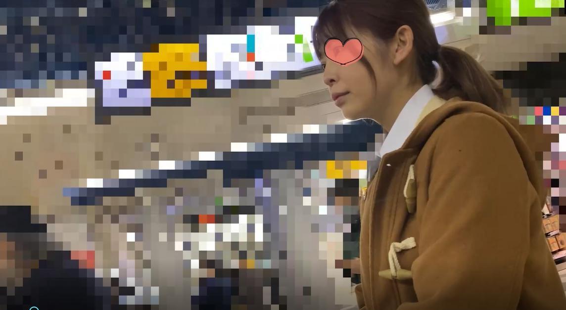 痴漢記録日記vol.64【3人目:制服美少女】