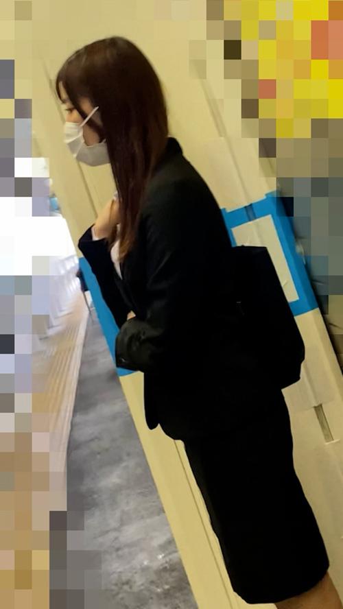 痴漢記録日記vol.79【2人目:ストッキングOL】