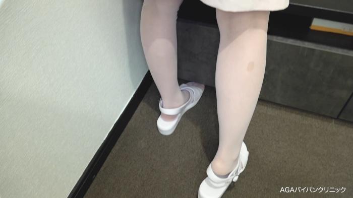 【看護師パンチラ】アイドル級のロリかわボイスナース!!逆三角形パンティーのラッキードスケベハプニング!!Vol.7画像つき詳細レビュー