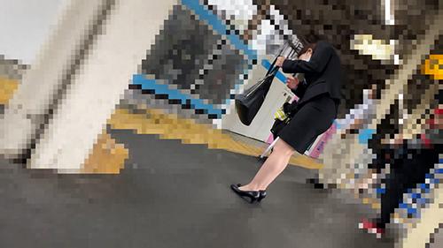 痴漢記録日記vol.81【2人目:地味OL】