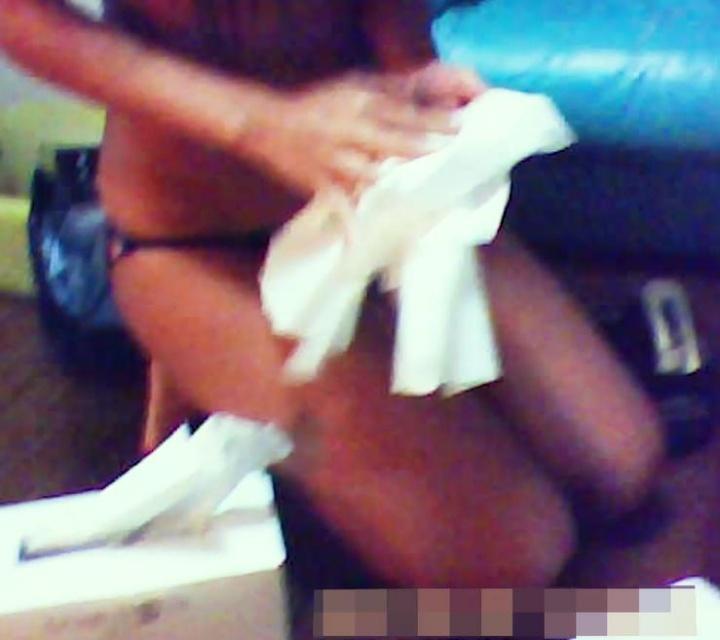 風俗盗撮 オナクラでサービス受けながら盗撮してみた #06画像つき詳細レビュー